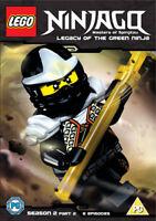 LEGO Ninjago - Masters of Spinjitzu: Season 2 - Part 2 DVD (2015) Dan Hageman