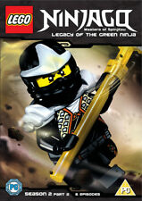 LEGO Ninjago - Masters of Spinjitzu: Season 2 - Part 2 DVD (2015) Dan Hageman