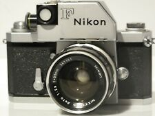 nikon f photomic camera nikkor 35mm f2.8