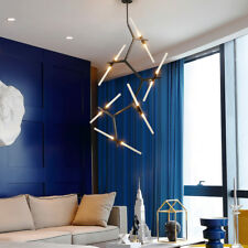Large Chandelier Lighting Kitchen Modern Ceiling Lights Home Glass Pendant Light