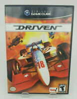 Driven Nintendo GameCube - Complete Tested