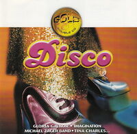 Compilation 2xCD Disco Série Gold - France (EX+/EX+)