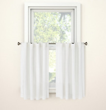"Curtain Tier Honeycomb White 36"" x 42"""
