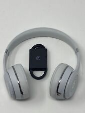 Beats Solo 3 Wireless On-Ear Headphones Silver Bluetooth