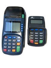 Pax S80 Credit Card Machine Terminal w/ Power Cord, Chip/Swipe Pax S-80 Terminal