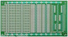 Universal SMD PCB Board DIP and SO8 - SO32S SSOP8 - SSOP28 TSSOP8 - TSSOP28