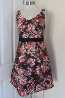 size 8 stunning silk feel prom dress from dorothy perkins brand new