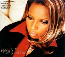 Mary J BLIGE - Amour Is All We Need ( 4 TRK CD / 1997)