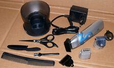 PSA8644S 5IN1 Titanium Multi Trimmer Profi Haar Bart schneider 2-8mm Akku