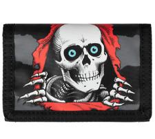 Powell Peralta Skateboards Og Ripper Logo Old School Velcro Wallet