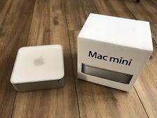 Apple Mac Mini (Late 2009) Intel Core 2 Duo 2.26GHz, 4GB RAM, 1TB SSHD—GREAT!!
