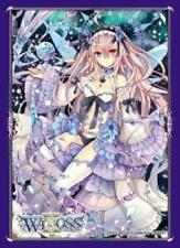 WIXOSS Vier=Rikabuto Card Game Character Sleeves Collection Anime Art