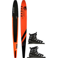 2019 Radar Graphite Senate Ski w/Dbl Vector Boa Bindings