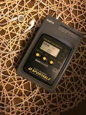 Reproductor de casete y radio