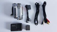 Panasonic NV-GS300 3CCD Mini-DV Digital Camcorder Pre-Owned