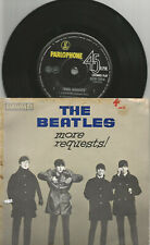 THE BEATLES & TONY SHERIDAN  - EP AUSTRALIA - MORE REQUESTS - PARL. GEPO-70014