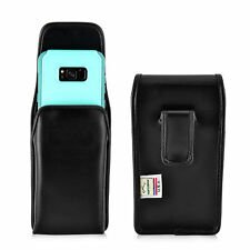 Galaxy S8 Plus Holster Belt Clip Otterbox Commuter Leather Vertical Turtleback