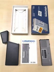 Grundig Office Diktiergerät Steno-Cassette 30 DH 2081