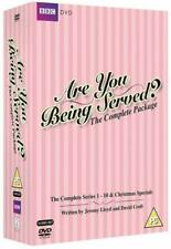 Are You Being Served? (DVD, 2010, 12-Discs Set, The Complete Package)