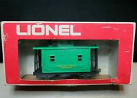 "LIONEL 6-9068 O27 Scale 4-Wheel Bobber Caboose ""READING 9068"""