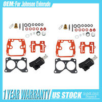 Johnson Evinrude 85 88 90 100 115 140 V4 Thermostat//Head Hose Kit 340975 340976