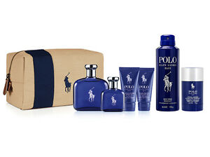 Ralph Lauren Polo Blue EDT,Bag,Deodorant Sets & Body Prod Each Sold Separately