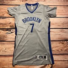 Jeremy Lin Game Issued Brooklyn Nets Adidas Jersey Used Worn