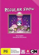 Regular Show : Season 8 (Region 4) Aussie Release