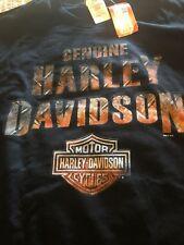 Harley Davidson T Shirt Mens L Harley Davidson