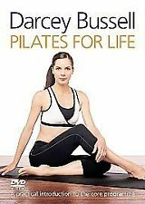 Darcey Bussel - Pilates For Life (DVD, 2006)