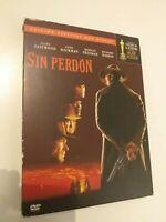 DVD SIN PERDON de clint eastwood  (nuevo precintado)