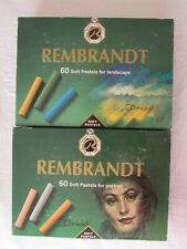 Rembrandt 120 (119)Soft Pastels Full Sticks Portrait Landscape. Royal Talens
