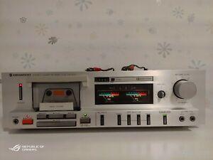 Kenwood KX-600 Stereo Hifi Cassetten Deck