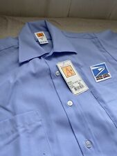 USPS Short Sleeve Small Uniform shirt Official