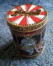 german musical storage tin