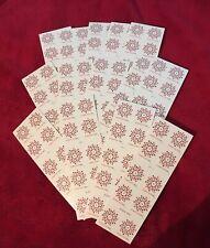 USPS Forever Stamps Patriotic Spiral Sheet of 10 x 5 TOTAL 50 STAMPS
