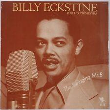 BILL ECKSTINE: The Swinging Mr. B SEALED Jazzbird JAZZ Vinyl LP