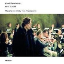 "Eleni Karaindrou ""dust of time"" CD NUOVO"