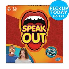 Speak Out Family Game Ages 16+ Years 4-5 Players
