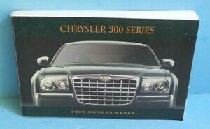 05 2005 Chrysler 300 owners manual