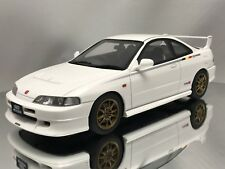 Otto Mobile Ottomobile Honda Integra DC2 Type R Mugen Tuner 1998 JDM White 1:18