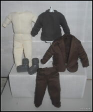 OUTFIT KEN  DOLL MATTEL THE MUNSTERS HERMAN'S BOOTS PANTS JACKET SWEATER PADDING