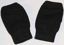Black SLEEVE GLOVES NEW Winter/snow Stylish bum/hobo warm glove FREE POSTAGE