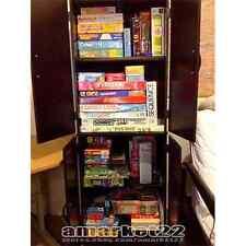 Tall Kitchen Storage Cabinet Wood Shelves Cupboard Food Organizer Pantry Dorm
