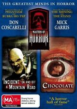 Masters Of Horror - Incident On and Off a Mountain Road / Chocolate (DVD, 2006)