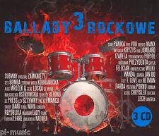 = POLSKIE BALLADY ROCKOWE vol.2- POLISH ROCK BALLADS /3CDbox /sealed from Poland