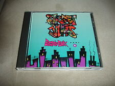 Street Jams Electric Funk Part 4 CD Freestyle Laid Back Connie Megatrons ABC