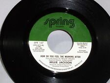 Millie Jackson: How Do You Feel in the Morning / In the Wash [Unplayed Copy]