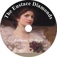 The Eustace Diamonds, Anthony Trollope Palliser Novel Audiobook on 2 MP3 CDs