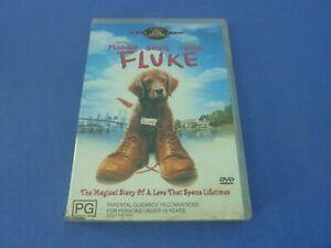 Fluke DVD Matthew Modine Eric Stoltz R4 Free Postage